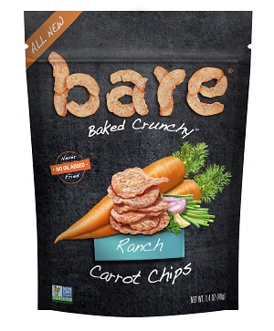 Bare Veggie Chip Snack