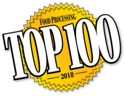 Top 100 Food and Beverage Companies for 2018: A Return to Topline
