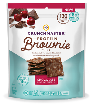 Crunch Master Brownies