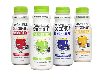 Harmless Coconut Probiotics