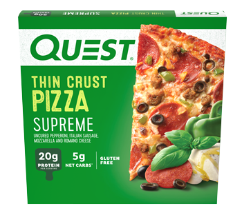 Quest Thin Crust Pizza