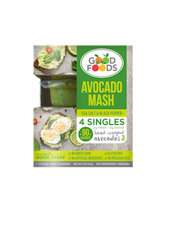 GoodFoods Avocado Mash
