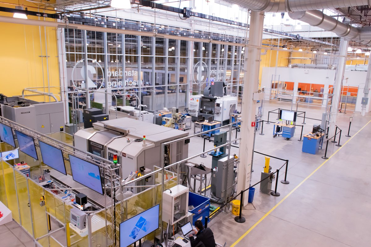 Federal Funding Awarded to Chicago-based DMDII to Continue Digital Manufacturing Advancements